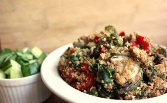 couscous met rozijnen